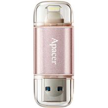 Apacer AH190 Lightning & USB 3.1 OTG Flash Memory 32GB